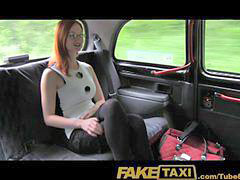 Big tits, Taxi, Fake taxi