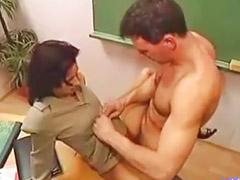Maduro, Maduras hot, Fudendo professoras