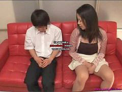 Mom and son, Japanese mom, Japan mom, Mom japan, Japanese porn, Watching porn