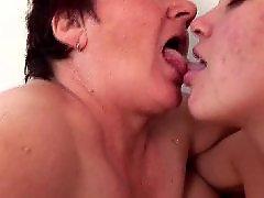 Lesbian mature, Granny lesbian