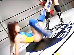 Wrestling, Wrestl, Pros, Prosão, Azhotporn, Wre