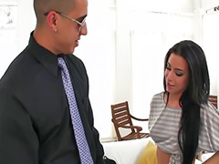 Latin, Black, Small tits, Teen sex, Home, Teen