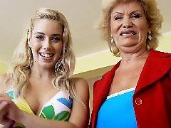 Abuelita lesbiana, Adolecentes lesbianas, Abuelita