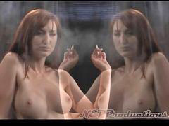 Smoking, خنثى hd, Smoking fetish, Smoke, ¨fetish, Smokings