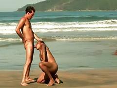 Amateur, Gay, Beach, Anal