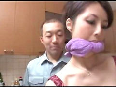 Japanese, Forced, Japanese wife, Wife, Japanese forced, Force