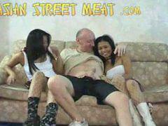 Asian street meat, Street, Asian