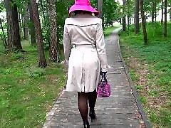 Walking heels, Stockings heels, Stockings babe, Stockings matures, Stocking matures, Stocking babes