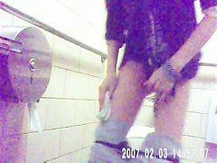 厕所老太太, 公厕, L廁所, I厕所, 便器, 厠所