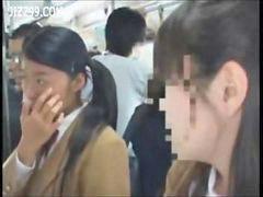 여중생 버스, 여중생정액, 얼굴사정, 학교버스, 긱{, 또라이