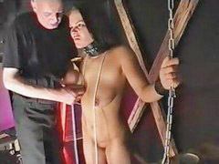 Bondage, Smg, Breasting, Breast,, Breast bondage, Bondages