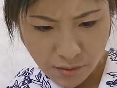 Internada, Hospitales, Hospitales japoneses, Escupir