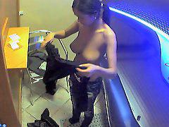 Webcam, Voyeur, Nude