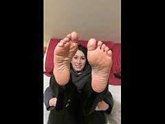 Arabic, Arab, Feet