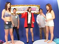 Japanese, Strip, Stripped, Gameshow, Strips, Stripping