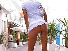 `خلع الملابس, في لحلق, ثوب ح, ثوب ج, بنات بيضاء, بنات ابيض