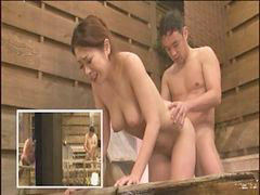 Japanese, Japanese wife, Hot japanese, Hot wife, Hot spring, Japanese wife