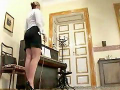 Feet, Punish, Teacher, Punishment