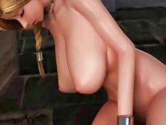 Anime, Penis