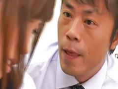 Japanese, Bound, Japanese kissing, Yamaguchi, Japanese cute, Asian school