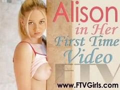 Alison, Alison t, Masturbation