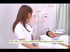 Chinese, Nurse blowjob, Nurse chinese, Naughty nurses, Innocent blowjob, Do t to r