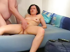 German mature, Mad vagina