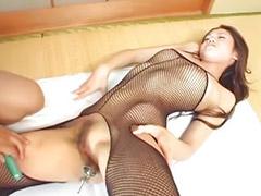 Japanese, Gang bang, Asian japanese masturbation, Aor, Hairy brunette, Hairy vagina