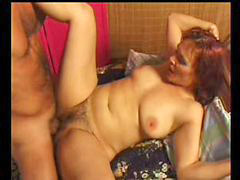 Mom, Yong, Mature redhead, Mom sexy, Şişman mature, Yonge