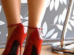 高跟 戀足, 高跟脚, 高跟丝袜, 高跟特写, 足 丝袜, 足,丝袜
