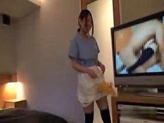 Asian, Maid