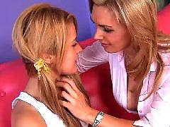 Tanya leszbi, Horny lesbien