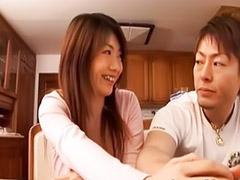 يابانيه بزاز كبيره, ياباني ياباني بزاز كبيرة, نضوج بزاز, قبلات يابانيه, زوجان التقبيل, تقبيل يابانى
