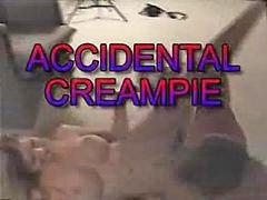Mom, Creampie surprise, Creampied mom, Surprise, Mature creampie, Mom creampie