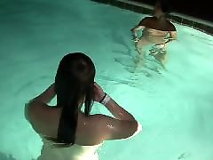The poole, Teen pool, Pool teen, Naughty two, Naughty teen, In pool