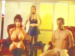 Femdom, Threesome fetish, O yes, Mistress femdom, Mistress fetish, Femdom threesome