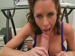Big cock blowjob, Pov oral, Veronica, Pov tits, Big tits pov, Tits pov