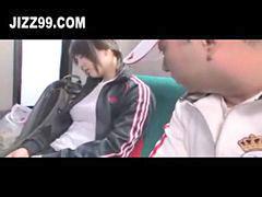 Bus, Schoolgirl, Cute, Schoolgirl bus, Cute fuck cute, Schoolgirll
