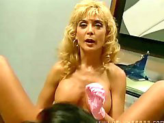 Instruction, Nina hartley, Nina, Anna, Instruction anal, Anal instruction