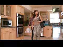 Mom, Mature, Kitchen, Matures, Matu, In kitchen