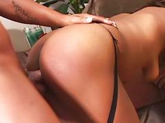 Ebony anal, Stockings anal, Ebony black, Stocking cum, Anal licking, Anal ebony