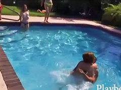 Sex party, Orgy group, Group orgy, Pool orgy, Turns into, Turned
