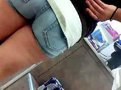 Voyeur short shorts, Up close teen, Teen jeans, Teen close up, Shorts shorts, Short teen