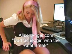 Anal schoolgirl, Badly, Bad badly, Bad anal, Anal schoolgirls, Bad