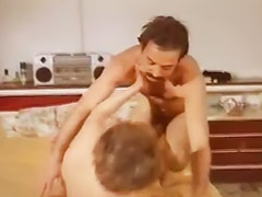 Vintage, Hairy vagina, Blond hairy, Blonde hairy, Lick orgasm, Asian vintage