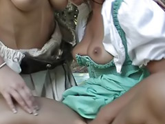 Blond hairy, Threesome outdoor, Blonde hairy, Hairy brunette, Hairy vagina, Hairy masturbation