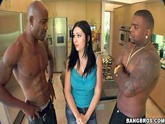 Interracial, Angell summers, Angel