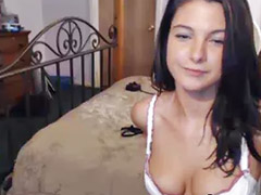 Teen solo, Big tits, Amateur, Webcam