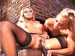 Lesbian, Lesbians blonde, Jana p, Jana h, Jana f, Blonde lesbians