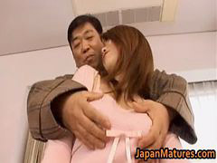 Japanese mature, Doggy, Japanese, Dog, Mature